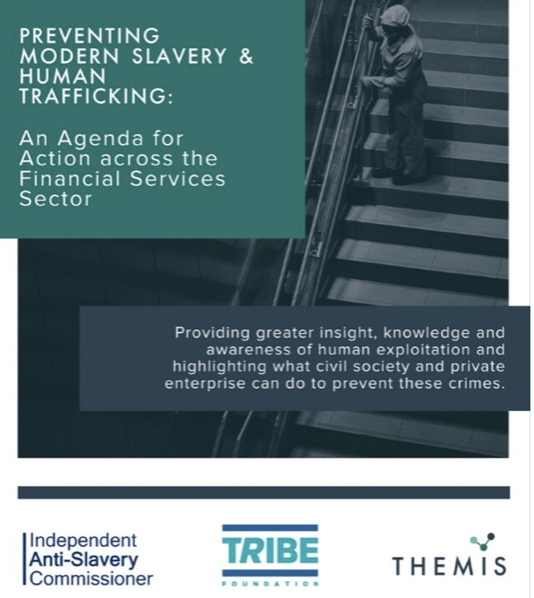 Report Launch: Preventing Modern Slavery and Human Trafficking